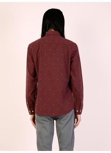 Desenli Uzun Kollu Gömlek-Colin's